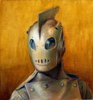 The Rocketeer by Dre0083
