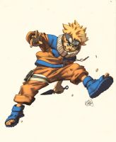 Naruto by LeSean by DennisBell