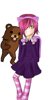 Have you seen my bear Tibbers? c: by person4113