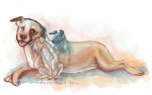 Huggles For Grannie by Gloriaus