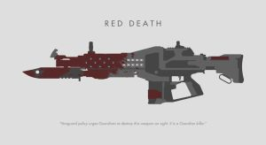 Red Death by wabbajacked