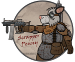 Scrapper Penny by LordDominic
