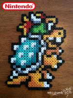 King Bowser Koopa by RockerDragonfly