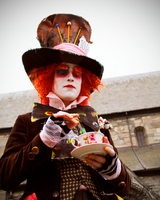 Mad Hatter 2 by Hannekake