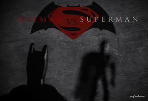 Batman vs Superman by Skyline46