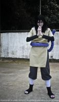 Orochimaru - Outside by Karim-sama