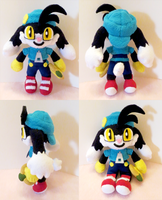 Klonoa by Squisherific