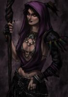 Morrigan by toherrys