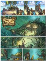 POTC LEGO page 1 by davidhueso