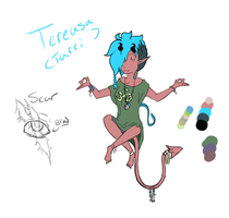 contest fier demons: Tereasa by Ask-Olive-And-Oliver