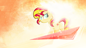 Sunset Hot Fire by DividedDemensions