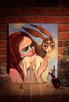 FOR SALE bunnybite by lindsaycampbell