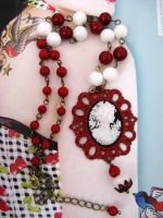 Necklace Clelie by Verope