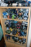 My Small collection of Transformers Cab (updated) by archaznable30