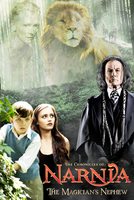 The Magician's Nephew poster by Lily-so-sweet