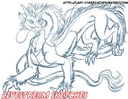 April2  Livestream Commissions 6 by lady-cybercat