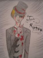 Jack the Ripper by LolliPopsickle