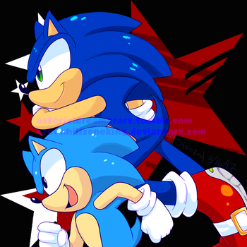 Sonic Forces by GreenhillZoneKing