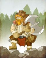 Woodsman by Kaptain-Karmel