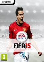 Fifa 15 Cover by AYB12 by AyBenoit12