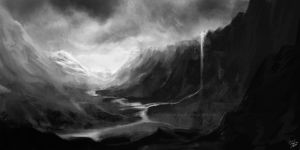 Valley speedpainting by FynnMitsuki