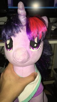 Twilight mane detangle front by angelicoreXX