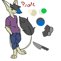 Updated prode reference :D by doragon-hane