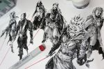 Sith Lords II by KaelNgu