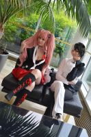 Dangan Ronpa - Despair waits for you by Jansutti