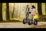 Segway by AllaD8