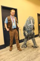 AFO 2015: Jurassic World by pgw-Chaos