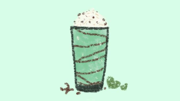 Mint Milkshake by WeluDixon