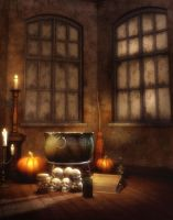 Halloween Eve Free background by moonchild-ljilja