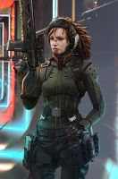 Weekly20150527 - NeoSoldier by StMan