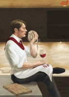 Hannibal: To have you and to hold you by nowwheresmynut