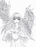 Angel Gonna Make You Cry by Vallia