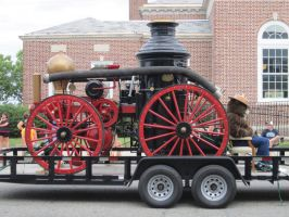 Old Fire Truck Again by kdawg7736