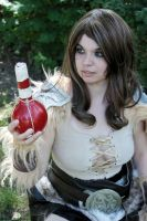 TES V: Potion by pepelone