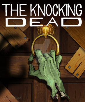 The Knocking Dead XBLIG Box Art by Tophoid