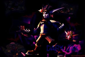 Dark Jak Wallpaper by DeathGoddess1995