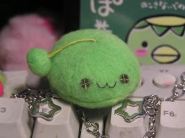 baby slime again :D by starxxlight