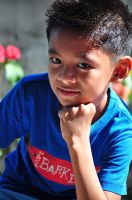 Portrait of my son 2 by ebuisan