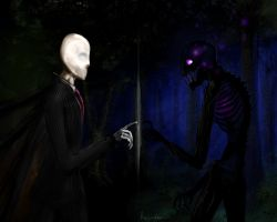 Sl Enderman by Reinder88