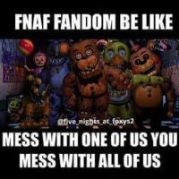 Don't mess with the fandom by eyeofpeace