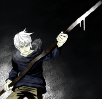 Jack Frost by ThornPie