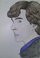 BBC Sherlock again-coloured by Alice-Monzter