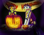 A magic halloween by VenusdeMilo2703
