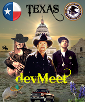 Texas devMeet by DJStrife