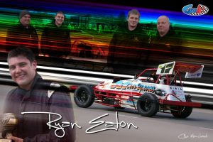 Ryan Eaton Team 2012 by gridart