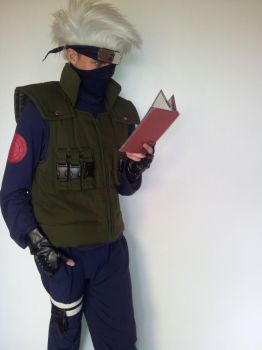 Kakashi THE BOOK by IDanTheManI
